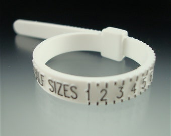 Ring Sizer --- with 2 dollar coupon on ring purchase