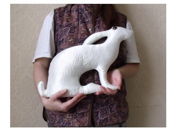 Mother Hare Eland      Soft Sculpture