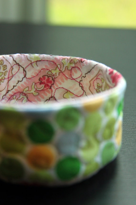 jewelry catcher bowl - summer carnival