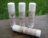 Lavender Cardamom Beeswax Lip Balm - 0.15 oz tube -Ships FREE with another item