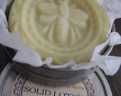 UNSCENTED Solid Lotion Bar - 1 oz
