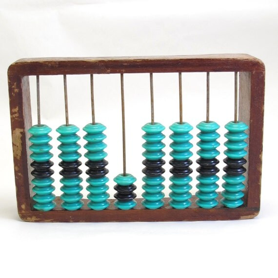Vintage Abacus from Germany