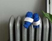 Bulky T-shirt Yarn, Blue