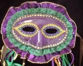 Carnival - A Mardi Gras Mask