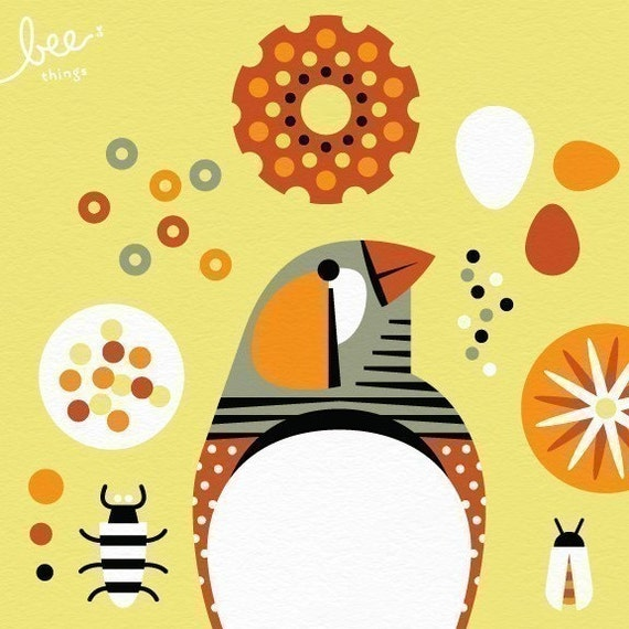 zebra finch limited edition print