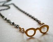 eyeglasses necklace