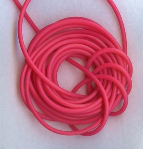3mm RASPBERRY TUBING