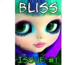 Bliss - NEW Mini Magazine for Blythe