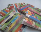 10 pack of recycled cards