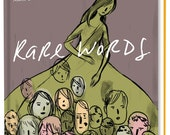 Rare Words Vol. 1 limited full color hardcover book