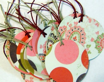 SALE  20 Gift Tags,double sided, great for any occasion  was 10 dollars