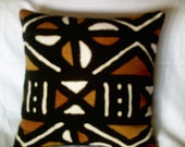 Mud Cloth Pillow - Made to Order