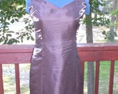 Danielle - Halter Sheath Dress - Made To Order