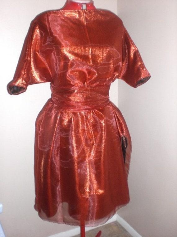Custom Ghostbusters Zuul Dress