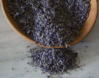 Natural Homegrown Lavender Pesticide Chemical Free
