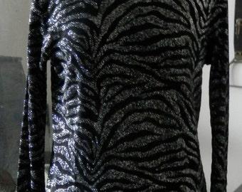 1849 Authentic Ranchwear Slinky  Western Show Shirt size M