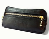 Valhallabrooklyn leather wallet in black
