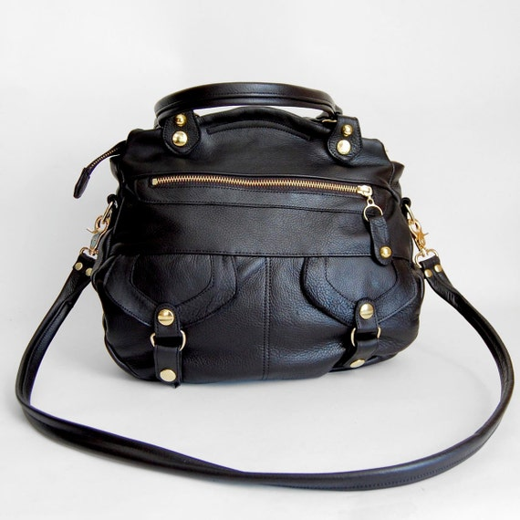 Onishi bag in black