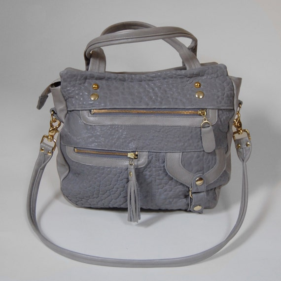 SALE TODAY ONLY - 6 pocket Okinawa bag in cement grey