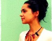 African Fringe Necklace