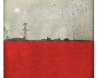 pole rouge