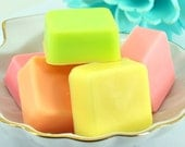 Set of 6 Soap Samples GREAT TRAVEL SOAPS