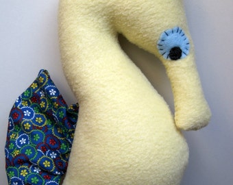 Yellowtail Mama Seahorse