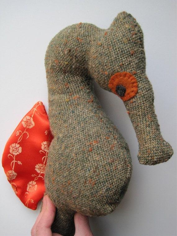 Recycled Eudora Seahorse