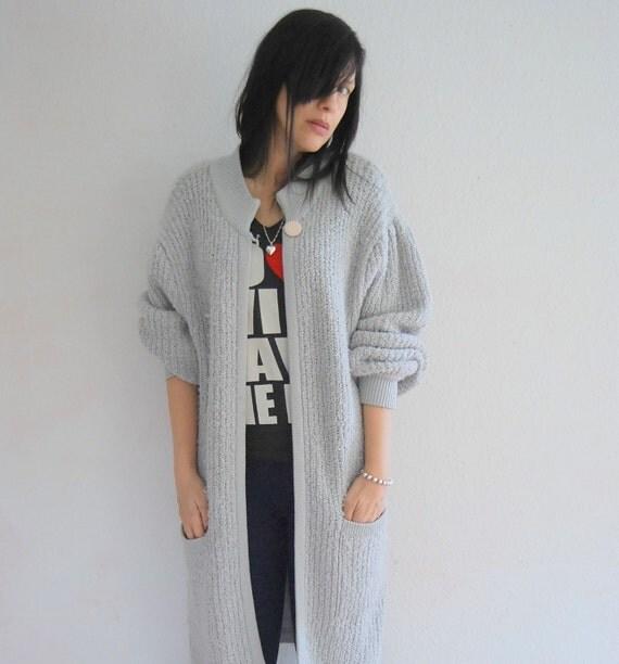 Extra Long Sweater Coat 72