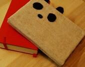 mini sketch pad panda