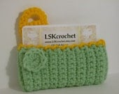 Business Card Cozy