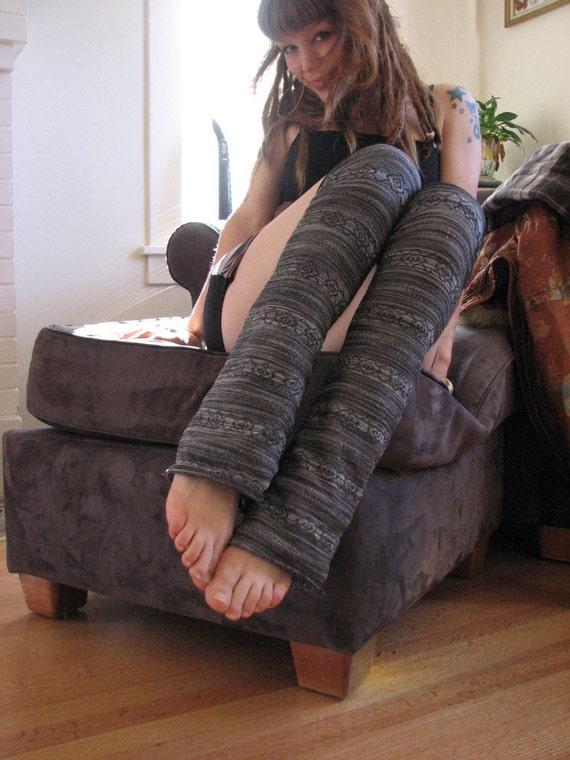 Intergalactic leg warmers