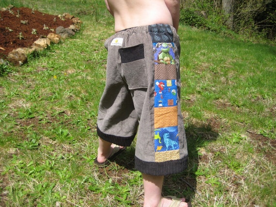 Shorts for Boys...My Favorite Things patchwork...Size 6 months, 12 months, 18 months, 2T, 3T, 4T, 5, 6, 7, 8