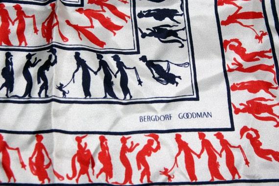 Vintage Scarf by Bergdorf Goodman