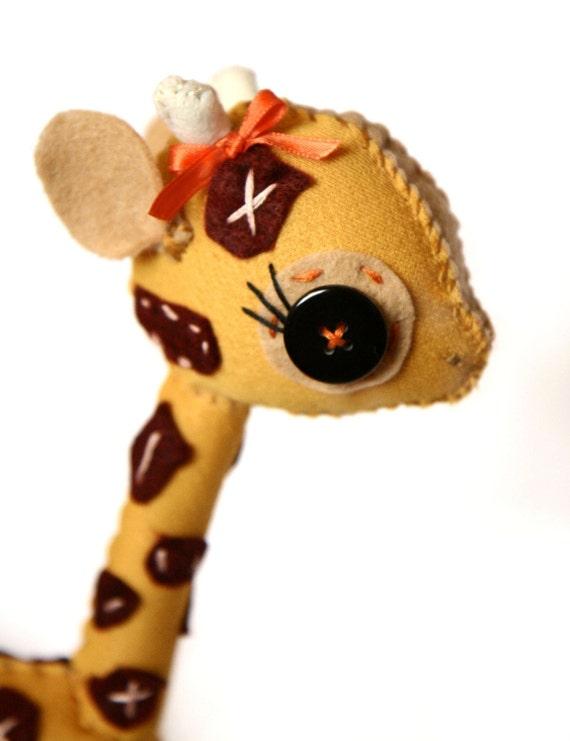 Betty the Giraffe