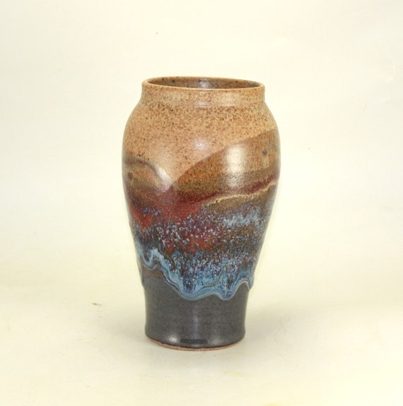 Stoneware Pottery Vase