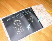 Chalk Mat roll up chalk board