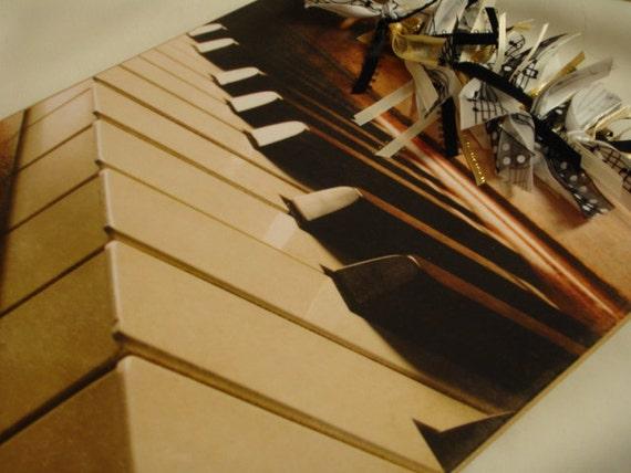 PIANO CLIPBOARD