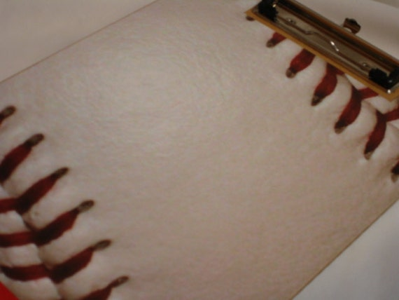 BASEBALL CLIPBOARD personalized free