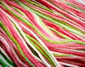 Watermelon - Superwash Merino Sock Yarn