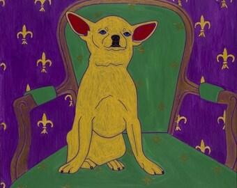 Ruler of the Domain - Fine Art Print by Angela Bond