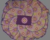 Purple swirl, 4T