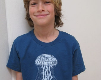 Jellyfish Kid Tee sizes 2 to 6