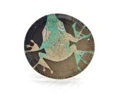 Novelty Frog Glass Tile Ring