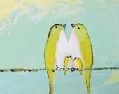 Love Beneath the Lemon Meringue Sky (8x10 print)