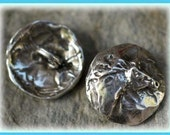 Artisan Sterling Silver HORSE Button Clasp