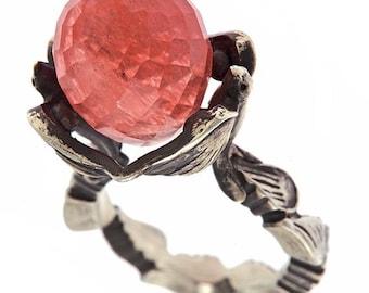 Think Pink Hot Air Balloon Ring