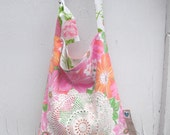 A most granny chic doily summer sac