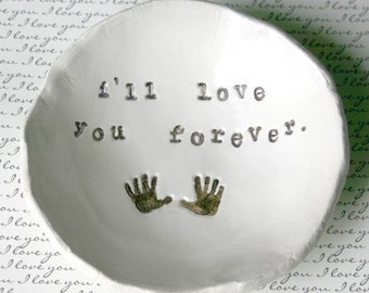 Love You Forever Bowl