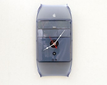 Recycled Mac G4 Clock